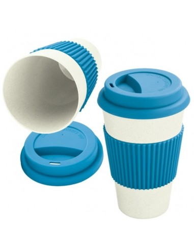 Porcelianiniai puodeliai Coffe 2 Go