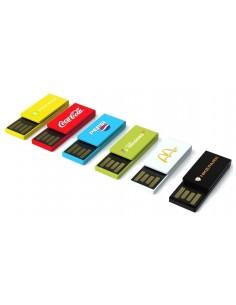 USB atmintinė plastikinis segtukas
