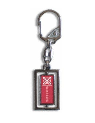 Pailgas metalinis pakabukas raktams