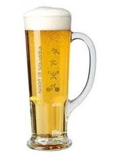 Stiklinis bokalas (410) 400 ml