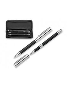 Metalinių rašiklių rinkinys Frem