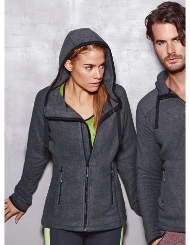 Moteriški sportiniai džemperiai power fleece