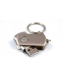 USB atmintinės Metal Twist