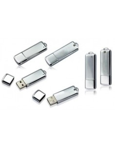 Metalinės USB atmintinės Metal 1