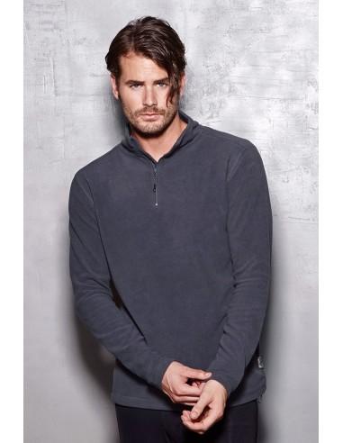 Vyriški džemperiai su trumpu užtrauktuku