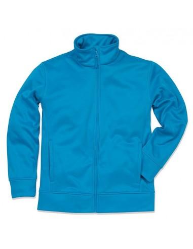 Vyriški džemperiai fleece bonded su gobtuvu