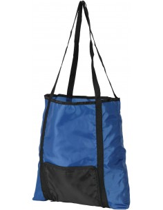 Foldable Shopper Bag blue