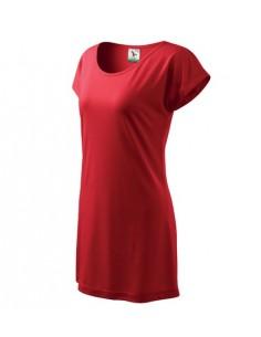 Moteriški marškinėliai-suknelė Love