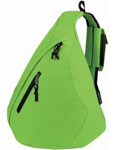 Triangle City Bag green