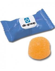 Vaisiniai želė saldainiai Flow pack pakuotėje