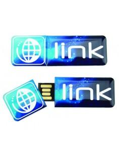 Individualių formų USB atmintinės Inc