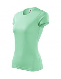 Moteriški sportiniai marškinėliai Fan