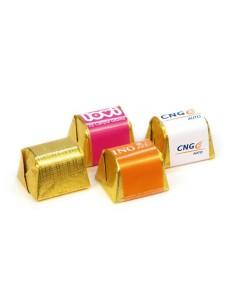 Šokoladiniai saldainiai su skystu įdaru Gold