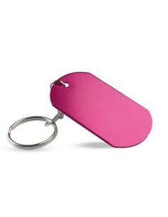 Metalinis raktų pakabukas Minimalist