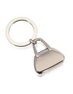 Metalinis raktų pakabukas Purse
