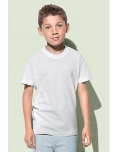 Vaikiški organiniai marškinėliai