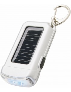 Solar Torch Key Chain