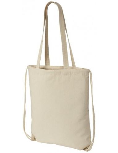 Medvilniniai krepšiai-kuprinės Eliza