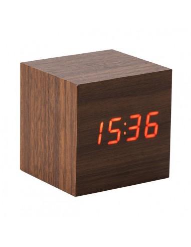 Laikrodis-žadintuvas Kubas
