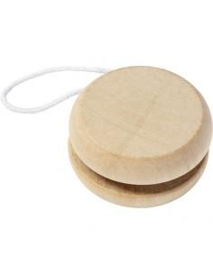 Medinis yoyo žaislas