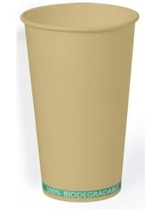 Biologiškai skaidūs plastikiniai puodeliai 500ml