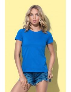 Moteriški marškinėliai su Jūsų logotipu
