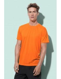 Vyriški sportiniai marškinėliai Cotton