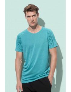 Vyriški sportiniai marškinėliai Perf Raglan