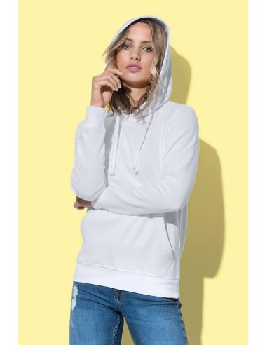 Moteriški džemperiai su gobtuvu
