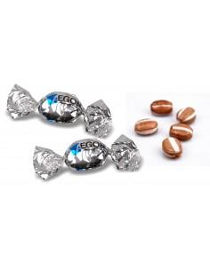 Reklaminiai saldainiai karamelė su įdaru