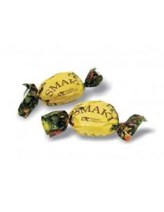Reklaminiai saldainiai slyvutės šokolade
