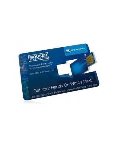 USB laikmena kortelės formos