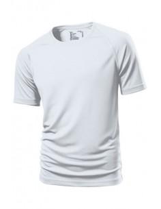Universalūs baltos spalvos marškinėliai IŠPARDAVIMAS