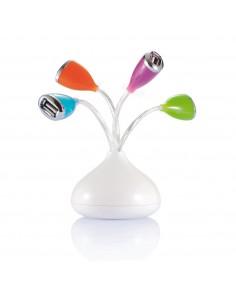 USB šakotuvas gėlė