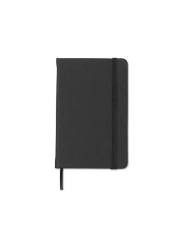 Užrašų knygutė dirbtinės odos viršeliu Notelux