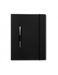 Užrašų knygutė su metaliniu rašikliu Notilux