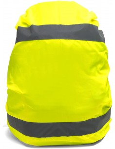 Apdangalas krepšiams, kuprinėms su šviesą atspindinčiais elementais