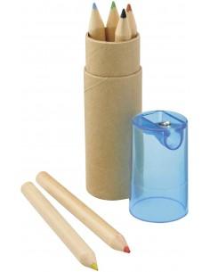 Mediniai pieštukai