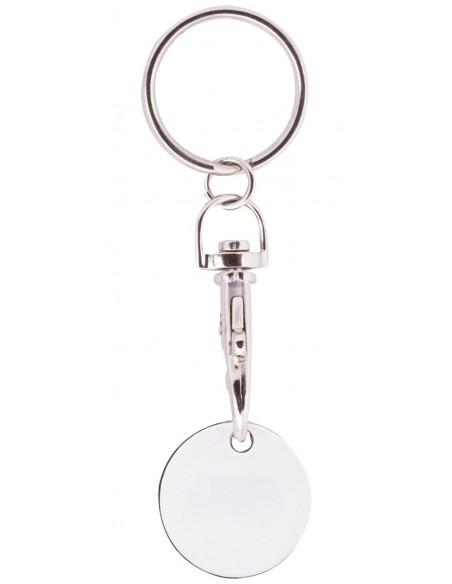 Metalinis raktų pakabukas - moneta