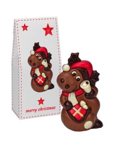 Šokoladinis elniukas Rudolfas