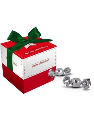 Saldainiai dovanų dėžutėje