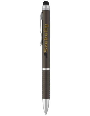 Metaliniai tušinukai Iris su lietikliu ir dviejų spalvų rašalu