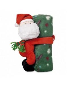 Vaikiškas pledas  Santa