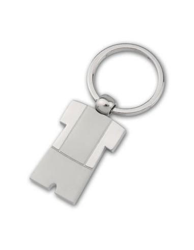 Metalinis raktų pakabukas Figure