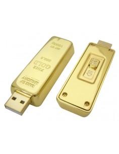 USB atmintukas aukso luitas
