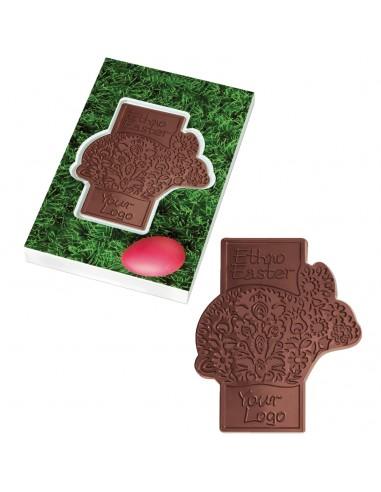 Šokoladas su zuikučiu