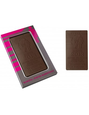 Šokoladinė plytelė - kalendorius