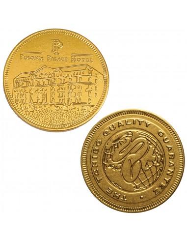 Šokoladinės monetos