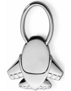 Lėktuvo formos raktų pakabukas