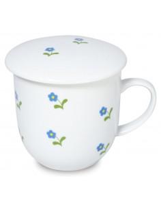 Porcelianiniai puodeliai Alli 300 ml